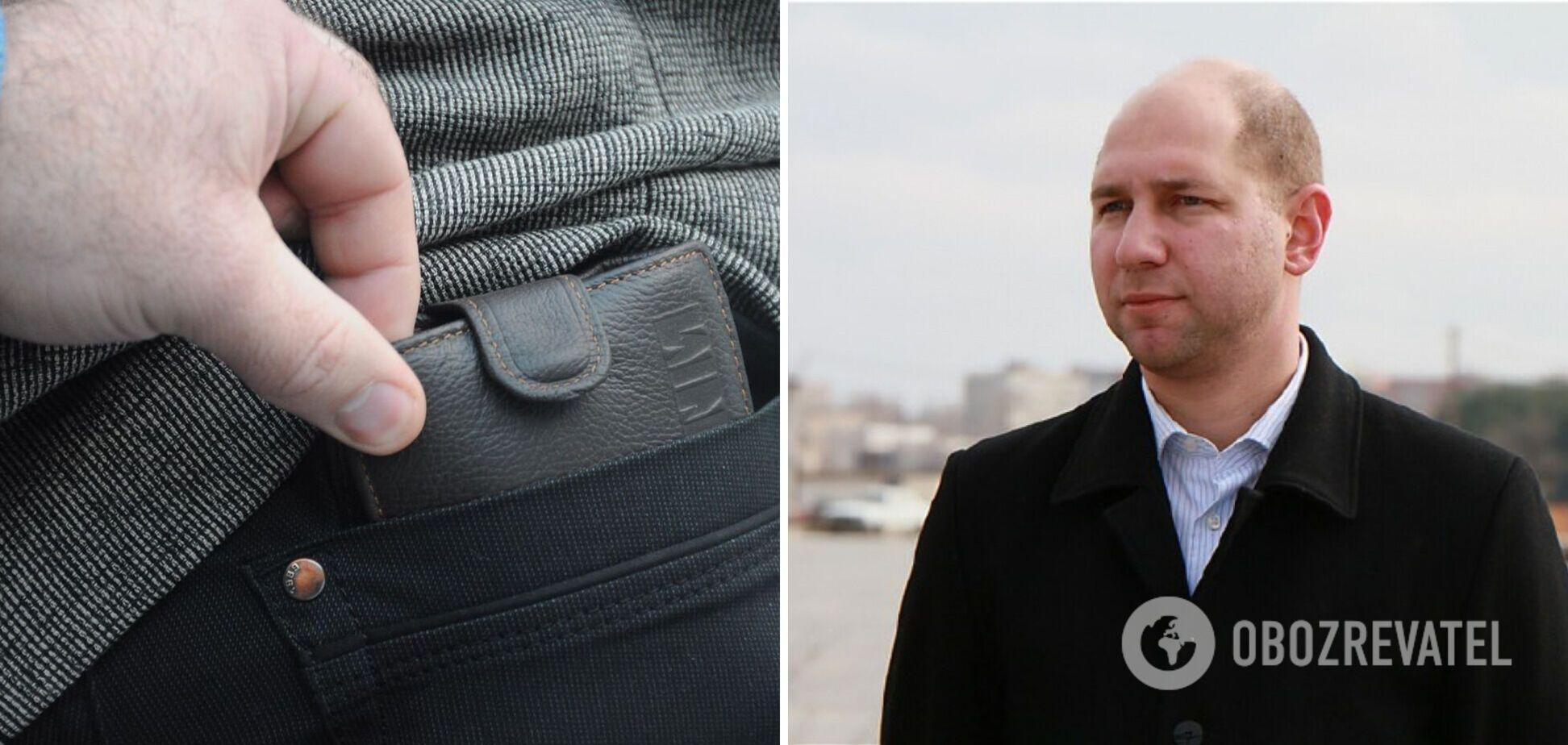 В Одессе обокрали нардепа из 'Слуги народа', в полиции открыли дело