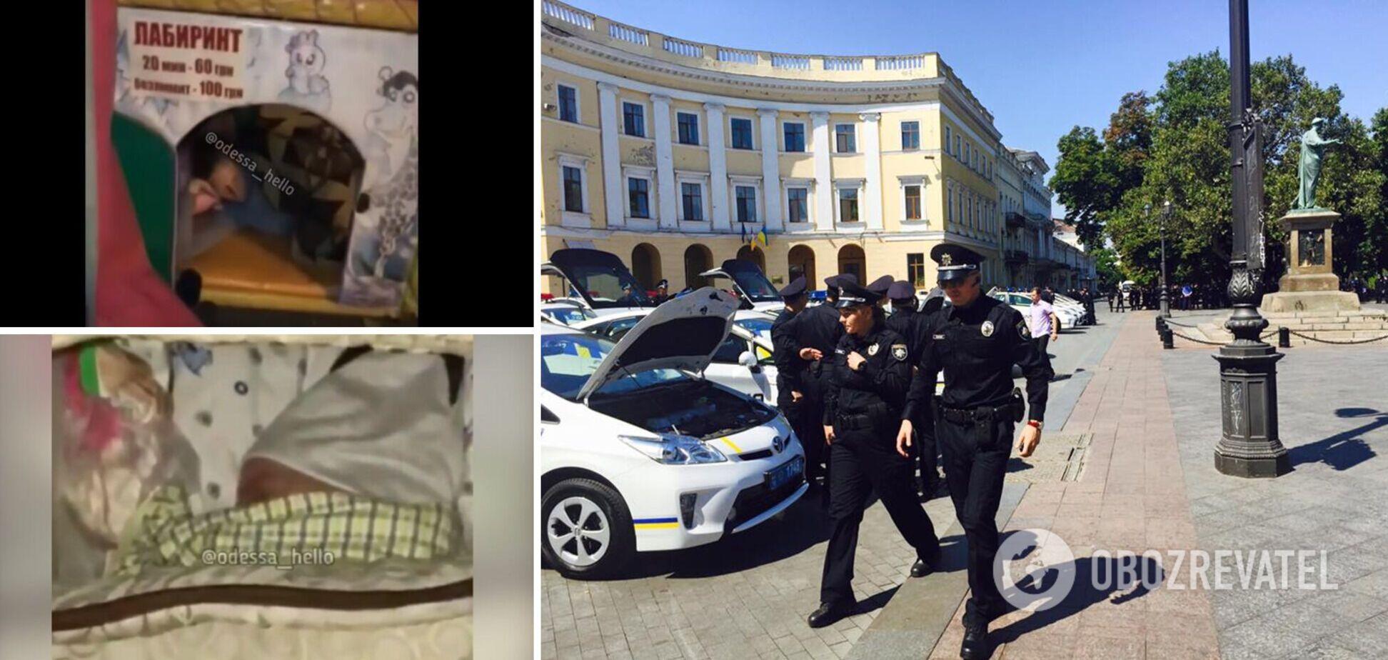 В Одесі чоловік вигнав ночувати на вулицю дружину з двомісячною дитиною: в справу втрутилася влада. Відео