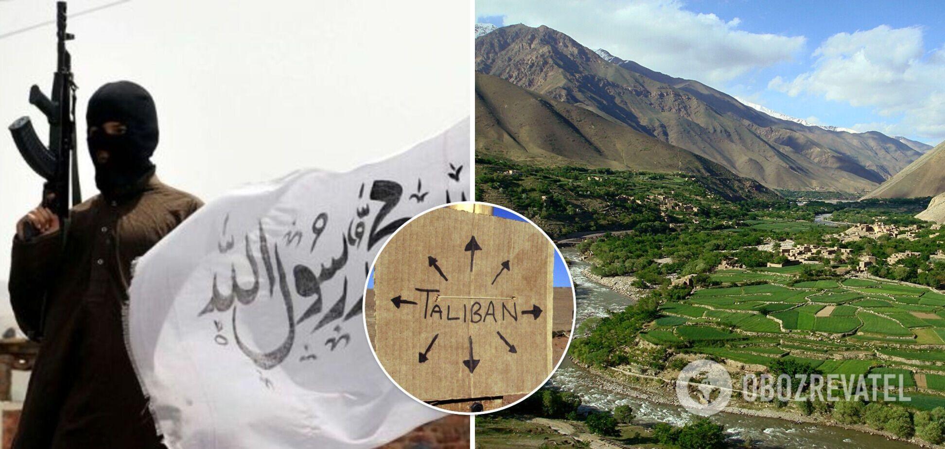 Талибы подняли флаг в Панджшере и заявили о полном контроле над Афганистаном. Видео
