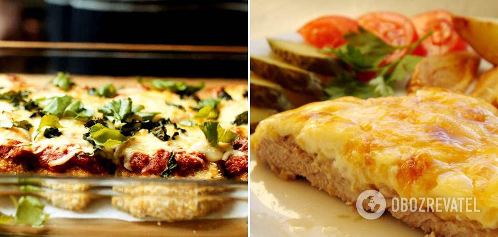 Мясо по-французски из двух видов мяса: идеи приготовления