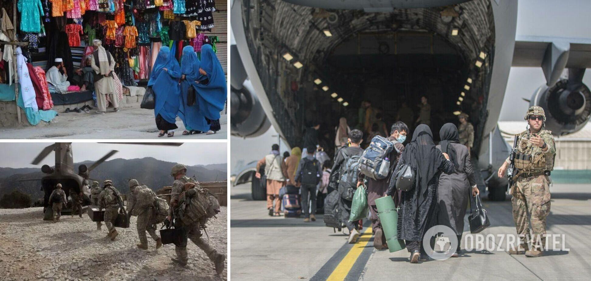 Надели паранджу: британские спецназовцы бежали из Афганистана, замаскировавшись под женщин