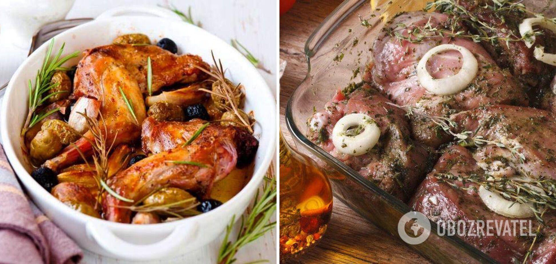 Универсальные маринады для мяса: 5 вариантов на любой вкус