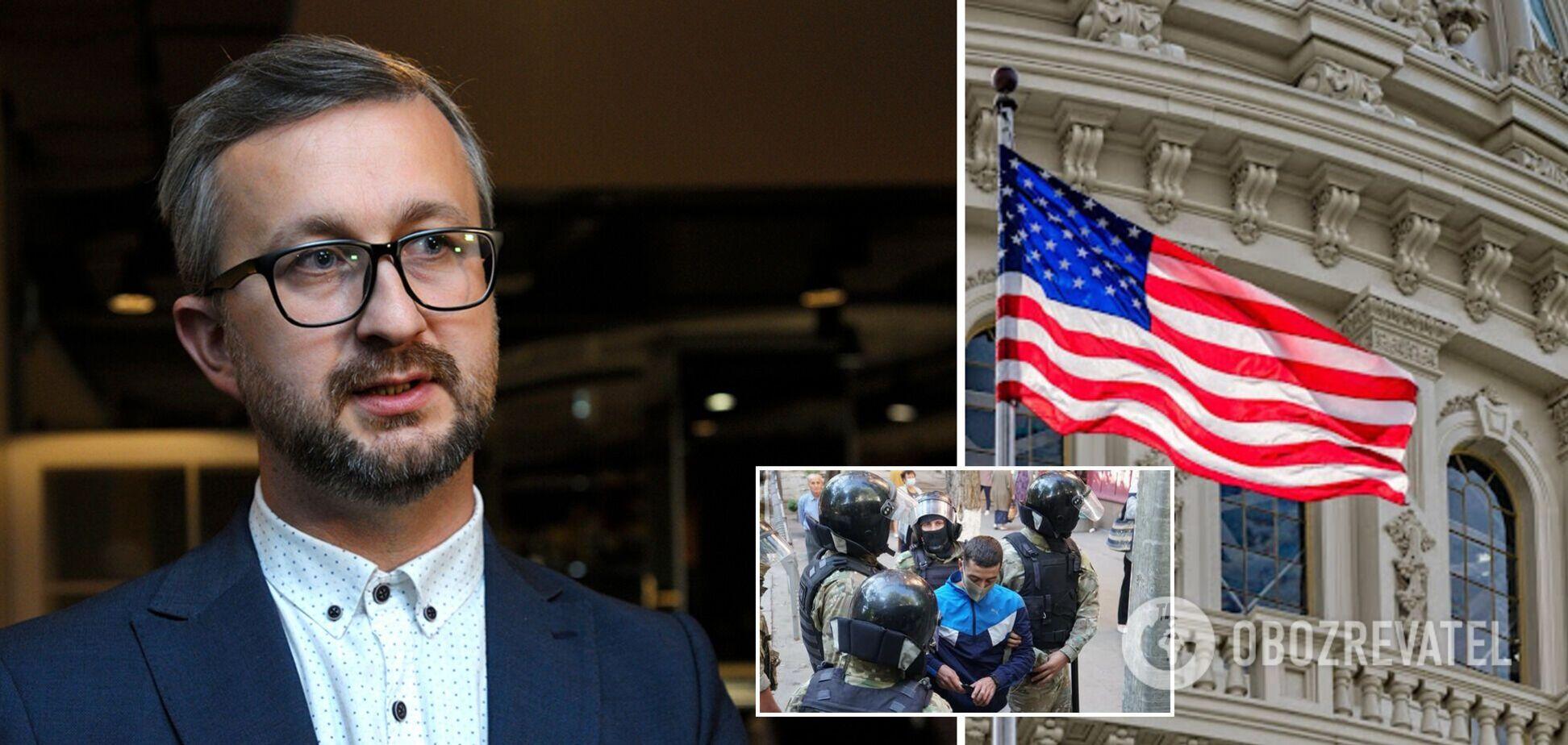 США призвали Россию немедленно освободить Джелялова и других крымских узников. Все подробности