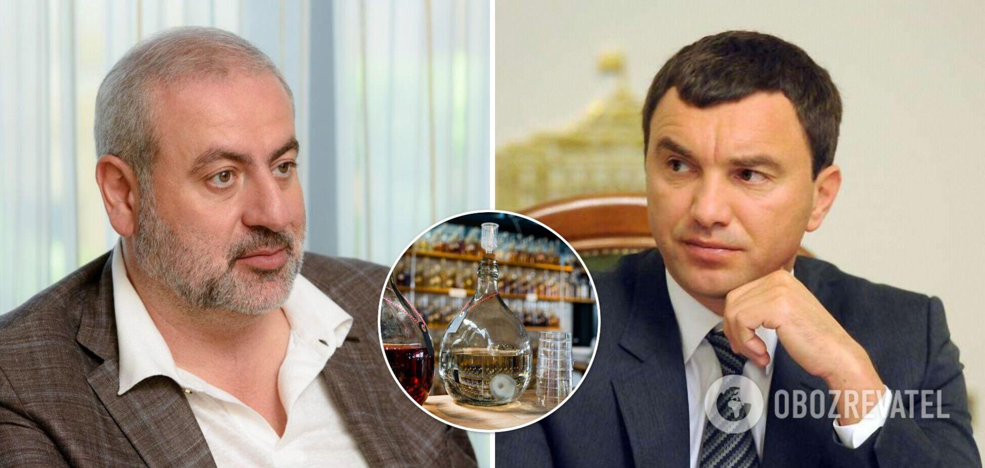 Гранц і Іванчук можуть бути замішані в контрабанді алкоголю
