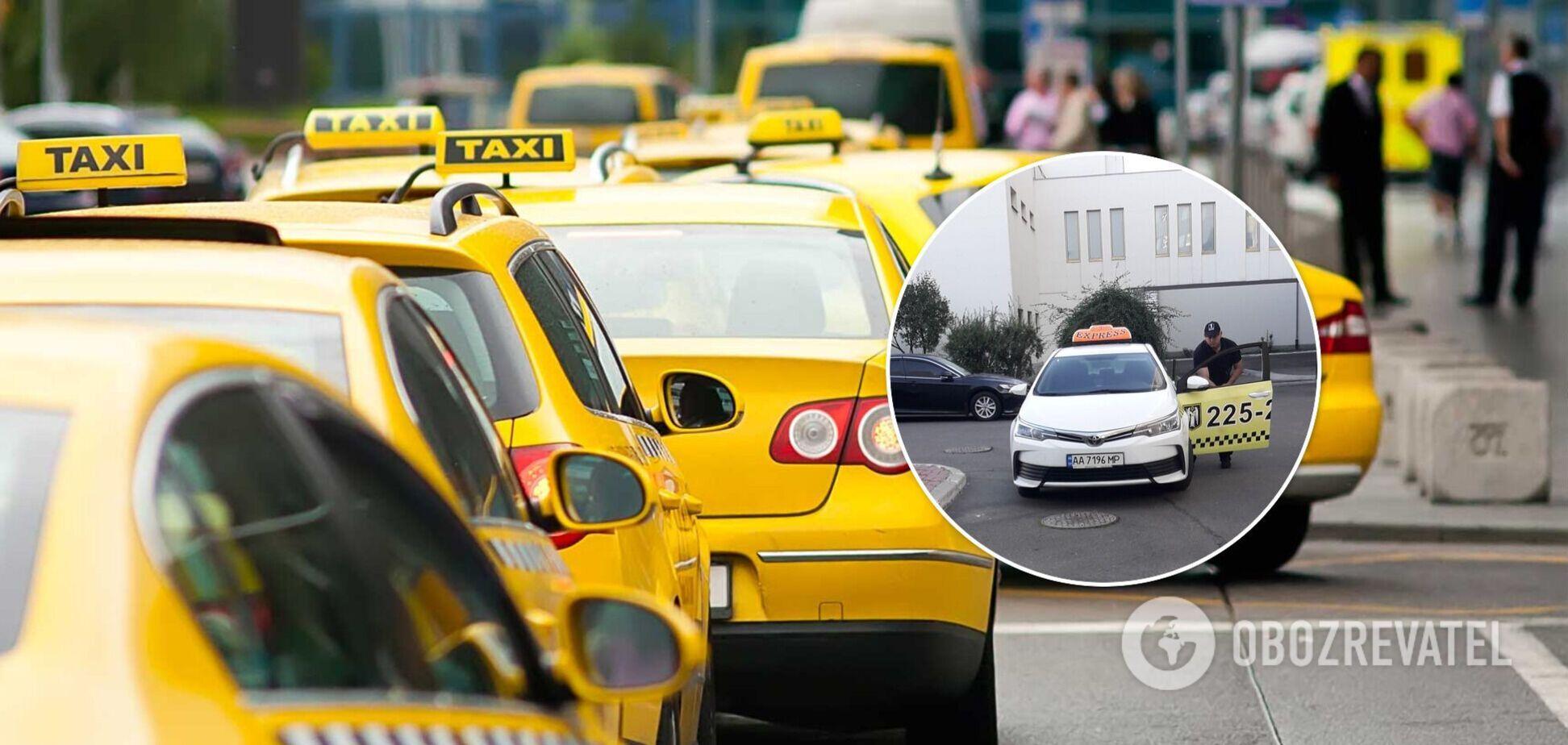 Свідки інциденту змусили таксиста попросити вибачення в іноземки