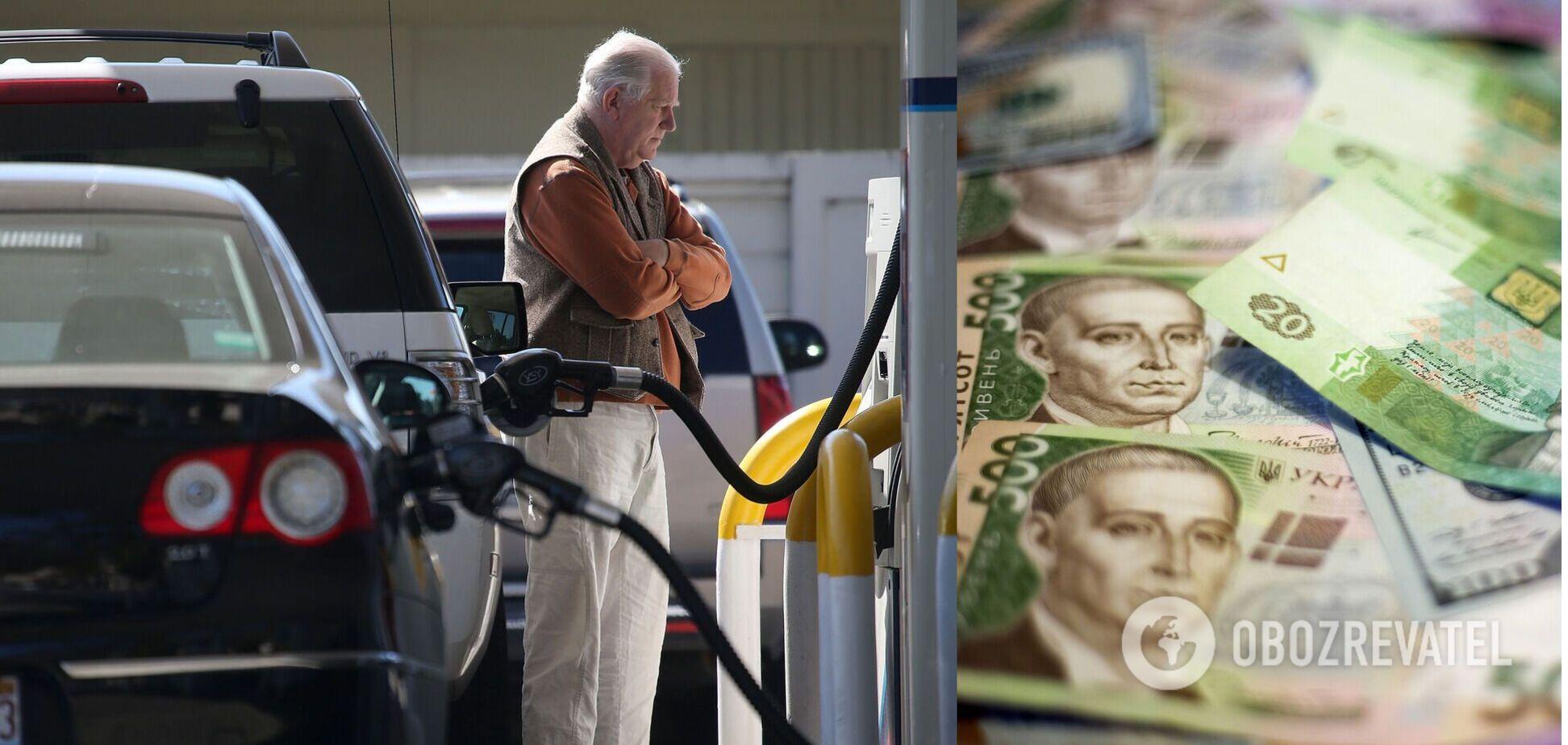 Минэкономики обнародовало новые цены на бензин, рассчитанные по формуле 'Роттердам+'