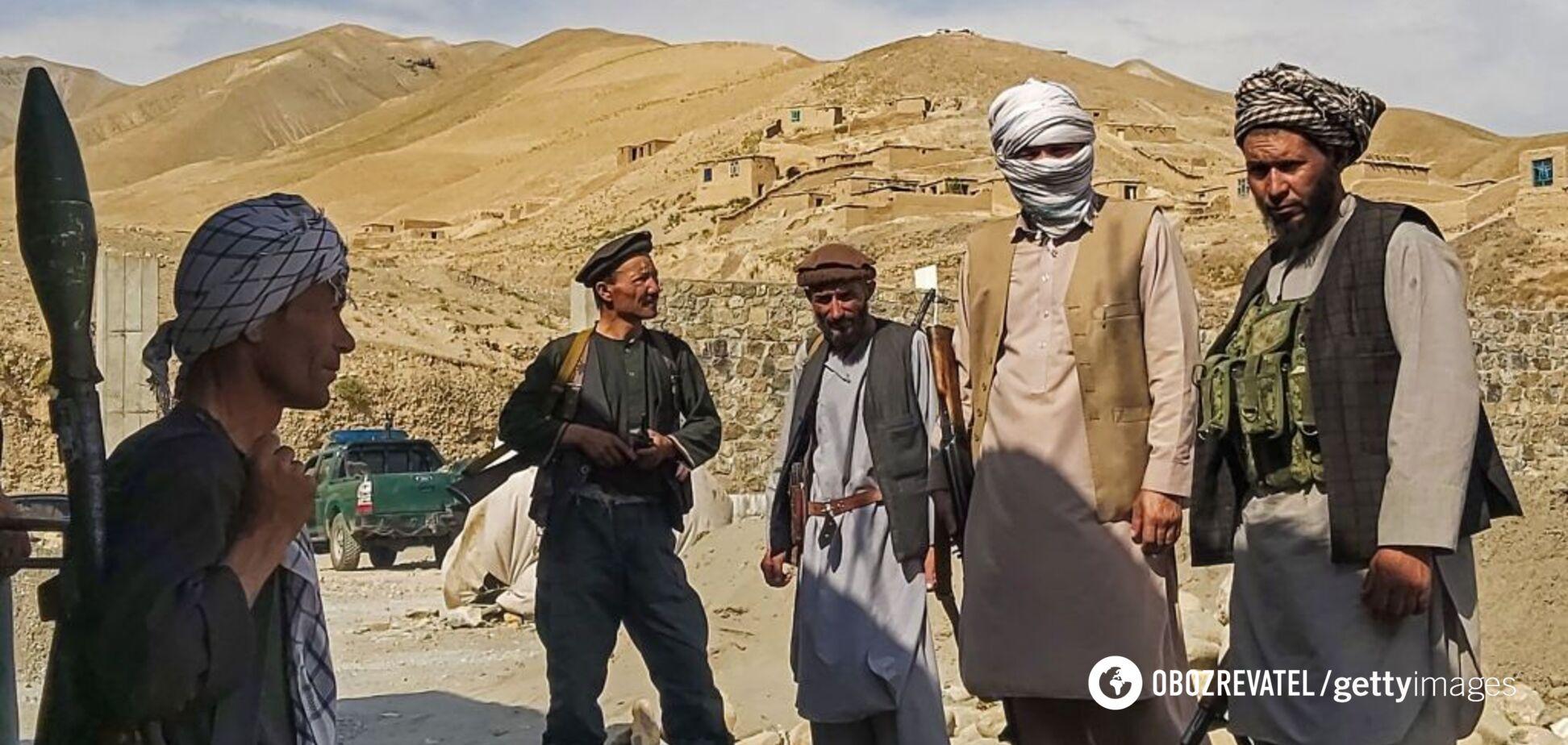'Талібан' взяв під повний контроль провінцію Панджшер – ЗМІ