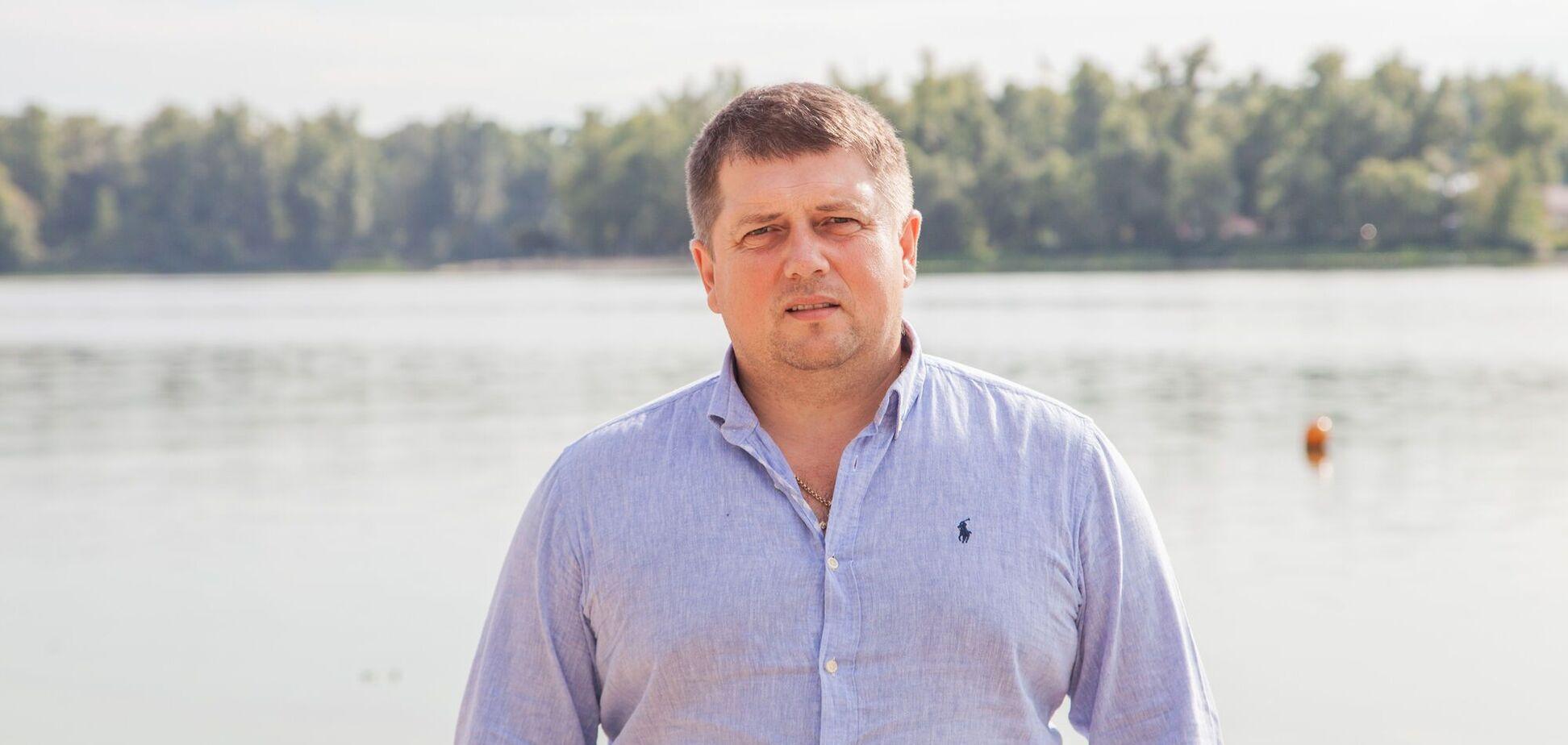 Александр Стельмащук