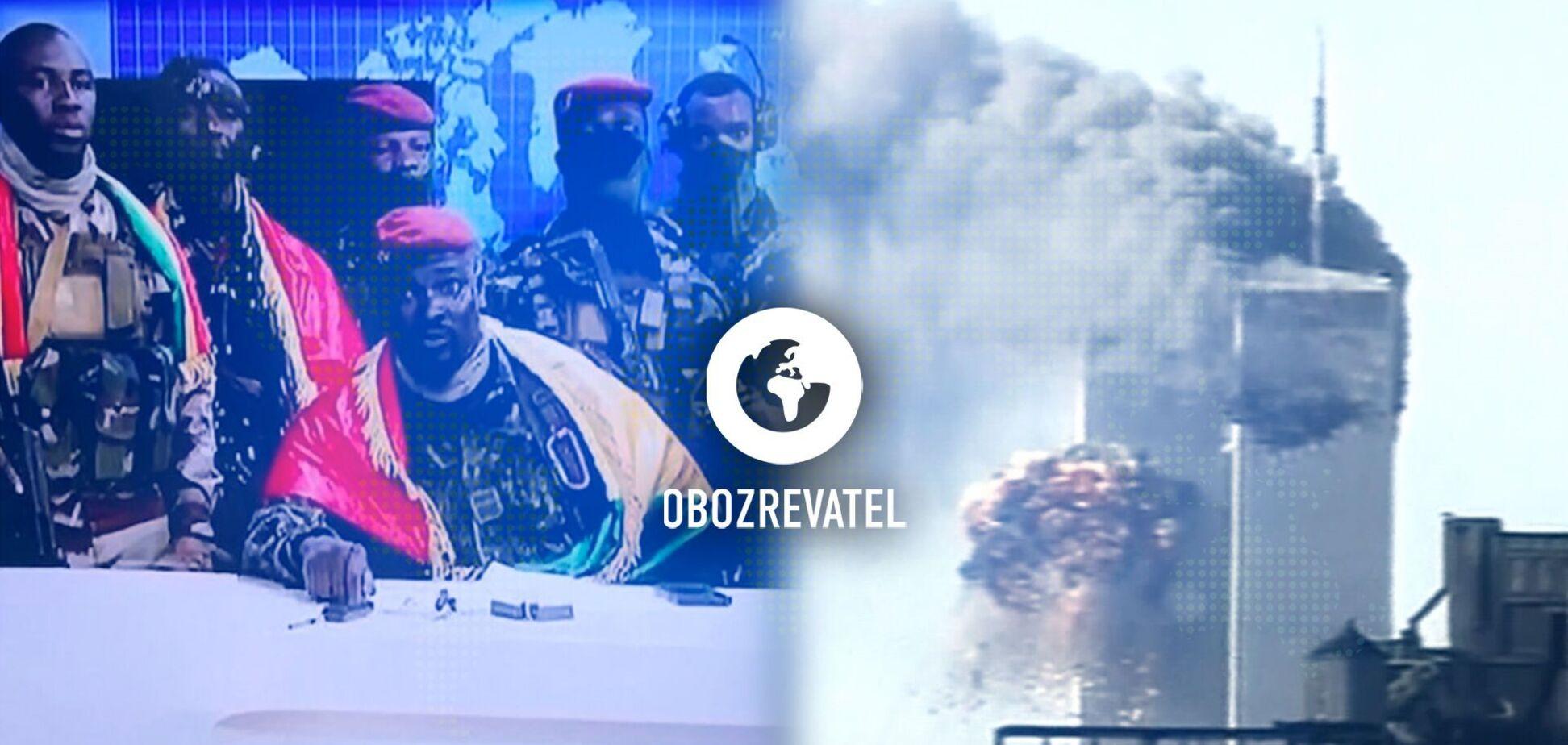 Смертельна ДТП у Єгипті, державний переворот у Гвінеї, афганські біженці та розсекречення матеріалів щодо терактів 11 вересня 2001 року – дайджест міжнародних подій