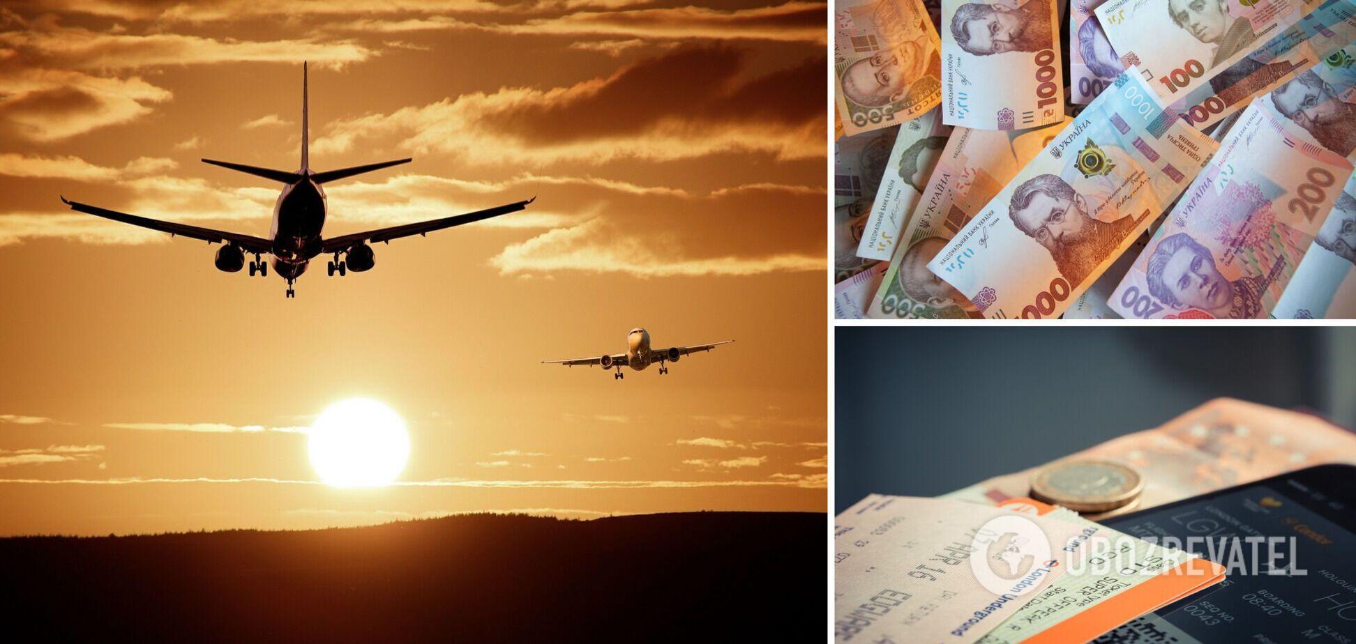 Цены на перелеты в Европу могут вырасти
