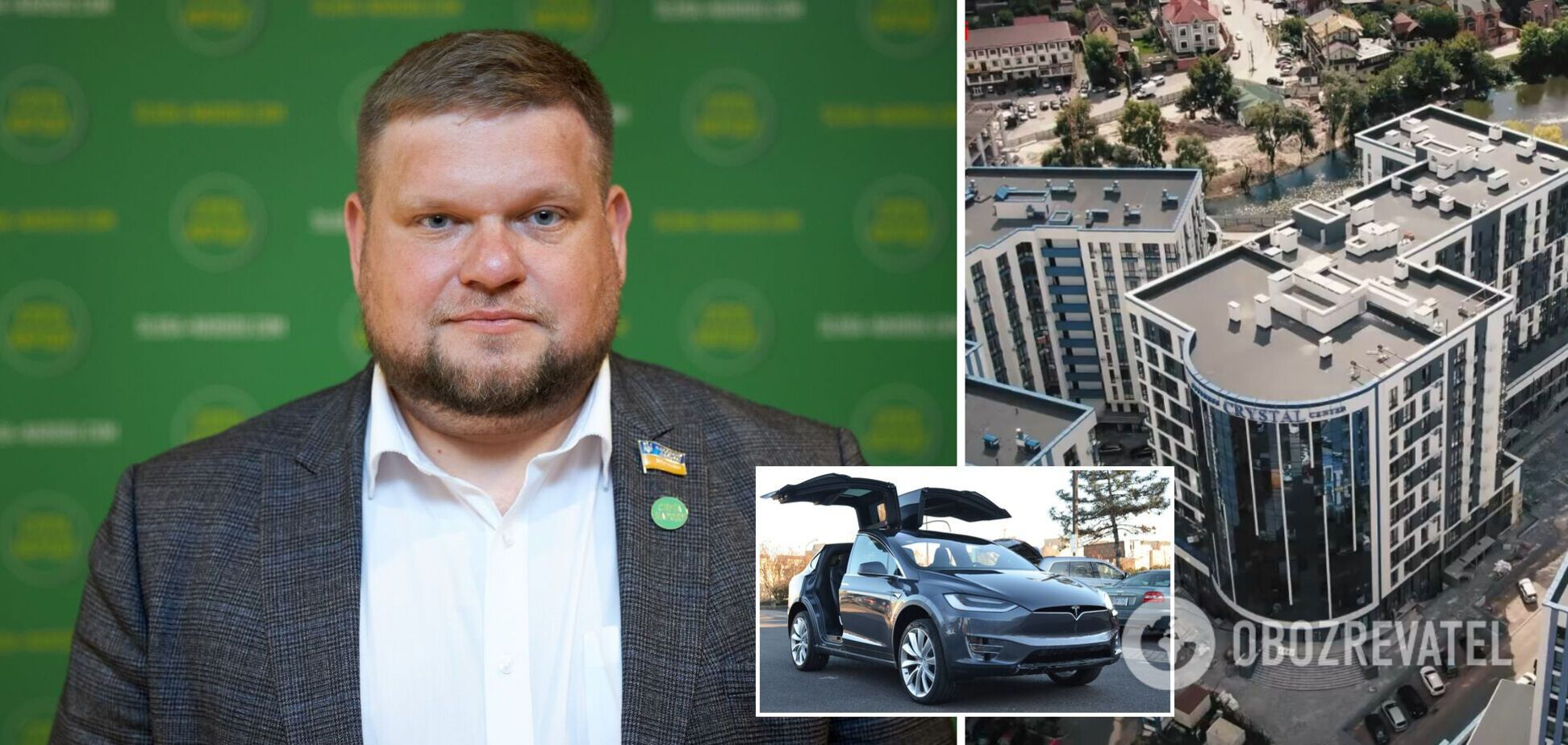 Мать нардепа из 'Слуги народа' Клочко за два года приобрела имущества на 14 млн грн. Видео