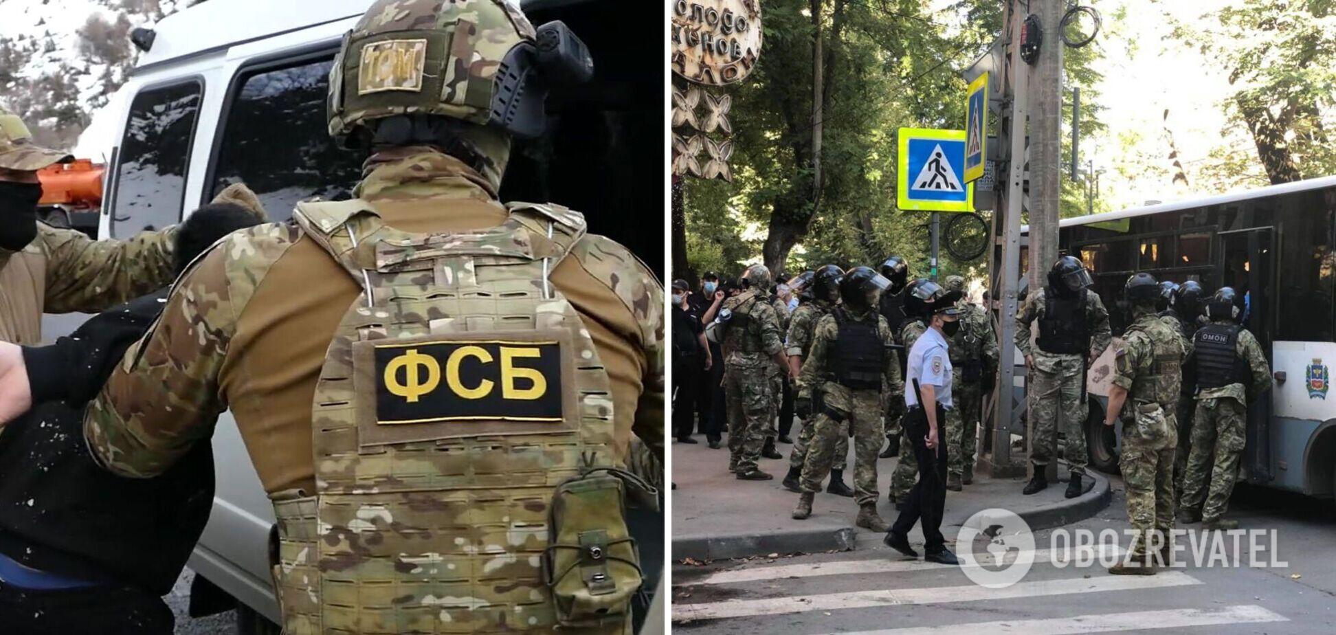 У Росії показали відео допиту підозрюваних в диверсії в Криму: США вимагають припинити репресії