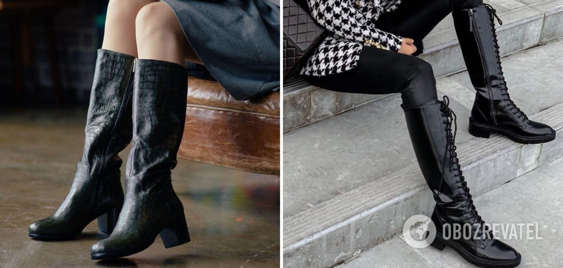 Андре Тан назвал самую стильную обувь на осень 2021. Фото