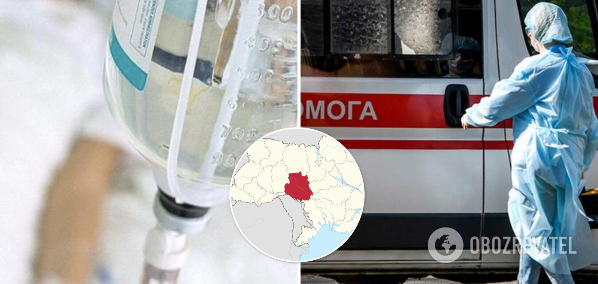 В Винницкой области отравились трое детей, двое умерли в больнице