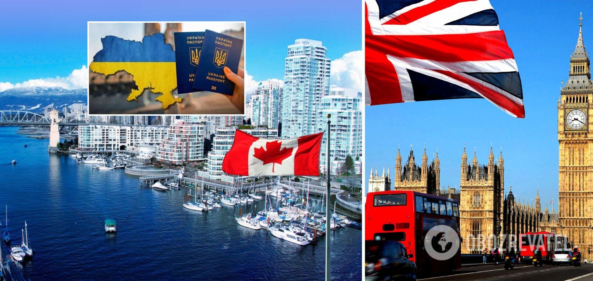 Украина продвинулась в вопросах по безвизу с Британией и Канадой, – Кулеба