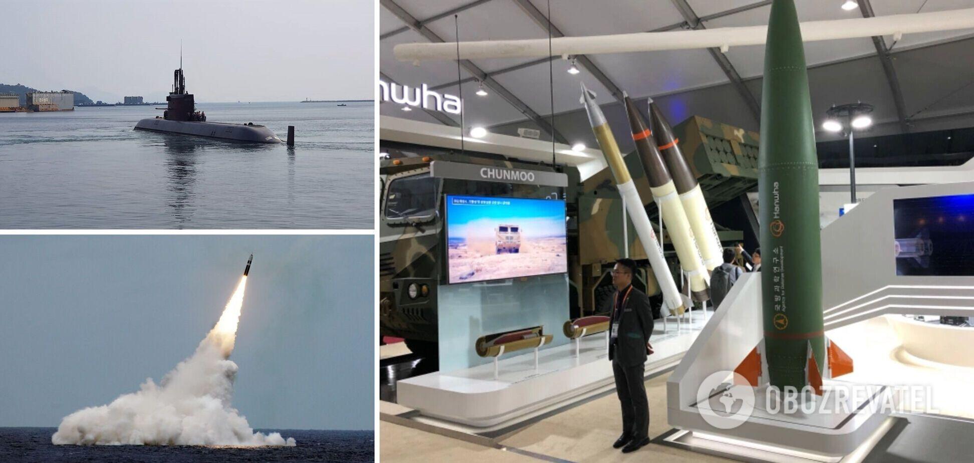 Южная Корея испытала первую собственную баллистическую ракету: что о ней известно