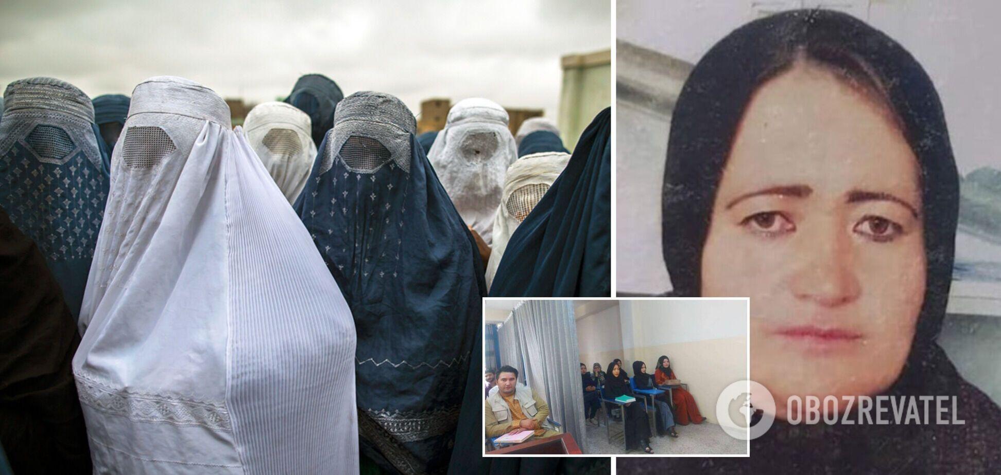 Убийства, насилие и тотальные запреты: как живут женщины в Афганистане при 'Талибане'