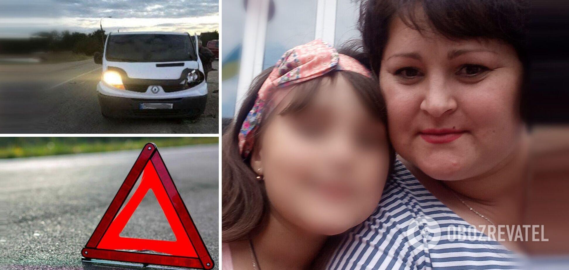В ДТП на Херсонщине погибли мама с дочерью, но водителя не задержали: подробности трагедии