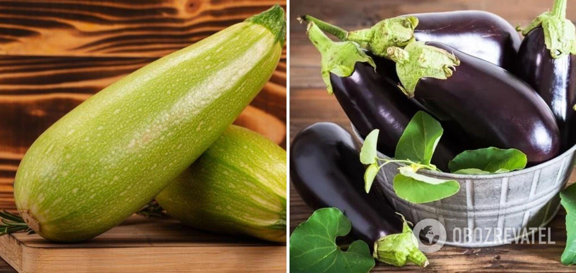 Як смачно приготувати кабачки та баклажани: поради від Євгена Поливоди