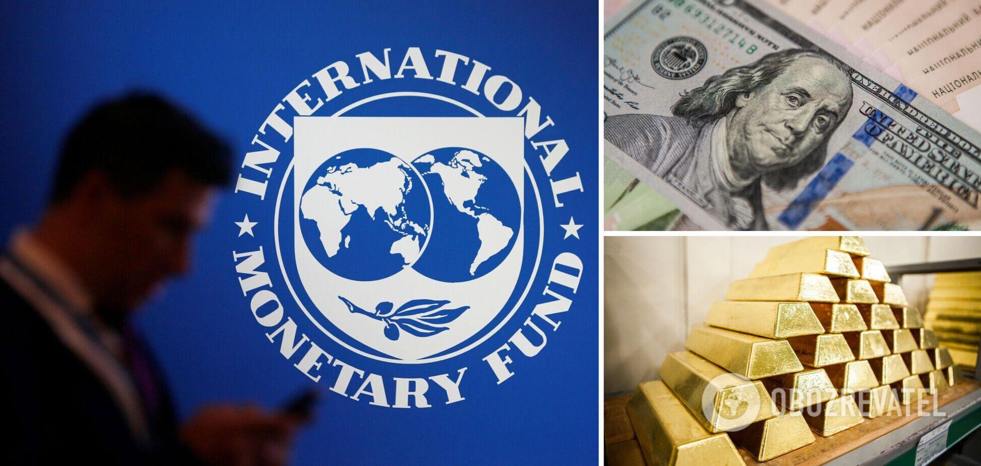 Допоміг МВФ: Україна збільшила валютні резерви до рекорду за 9 років