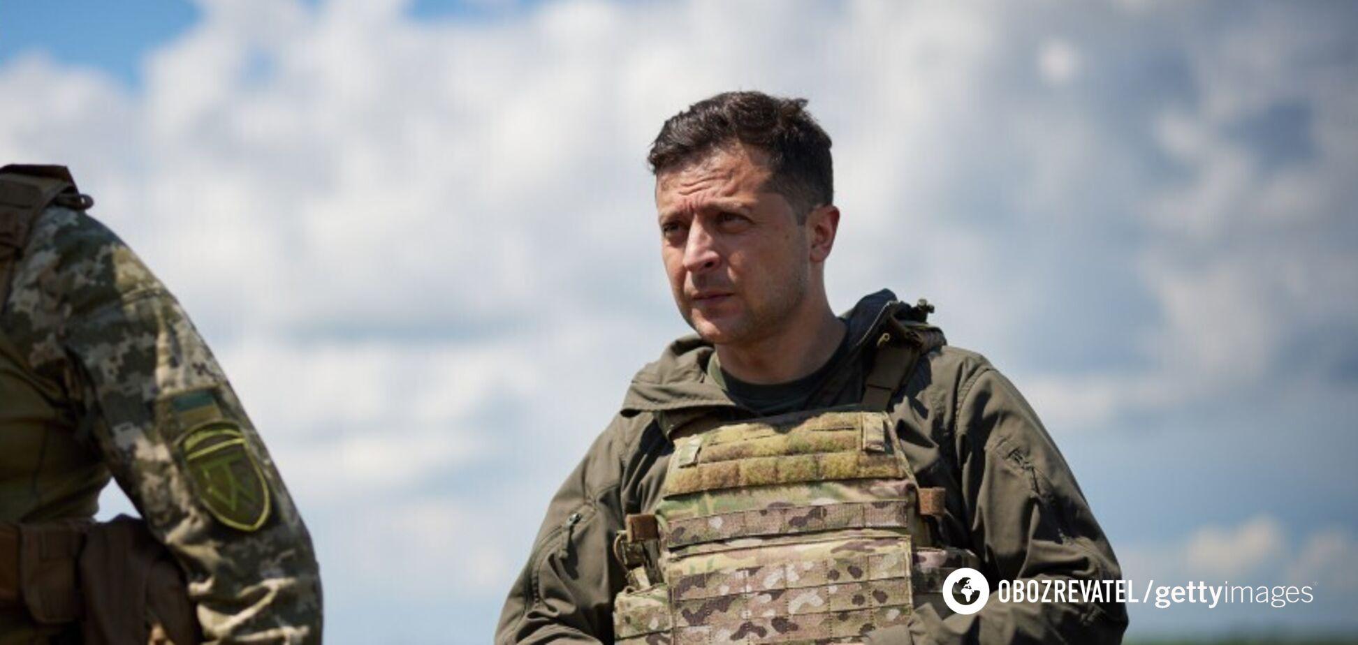 Зеленський привітав українських розвідників зі святом: після операції в Афганістані їм аплодує весь світ