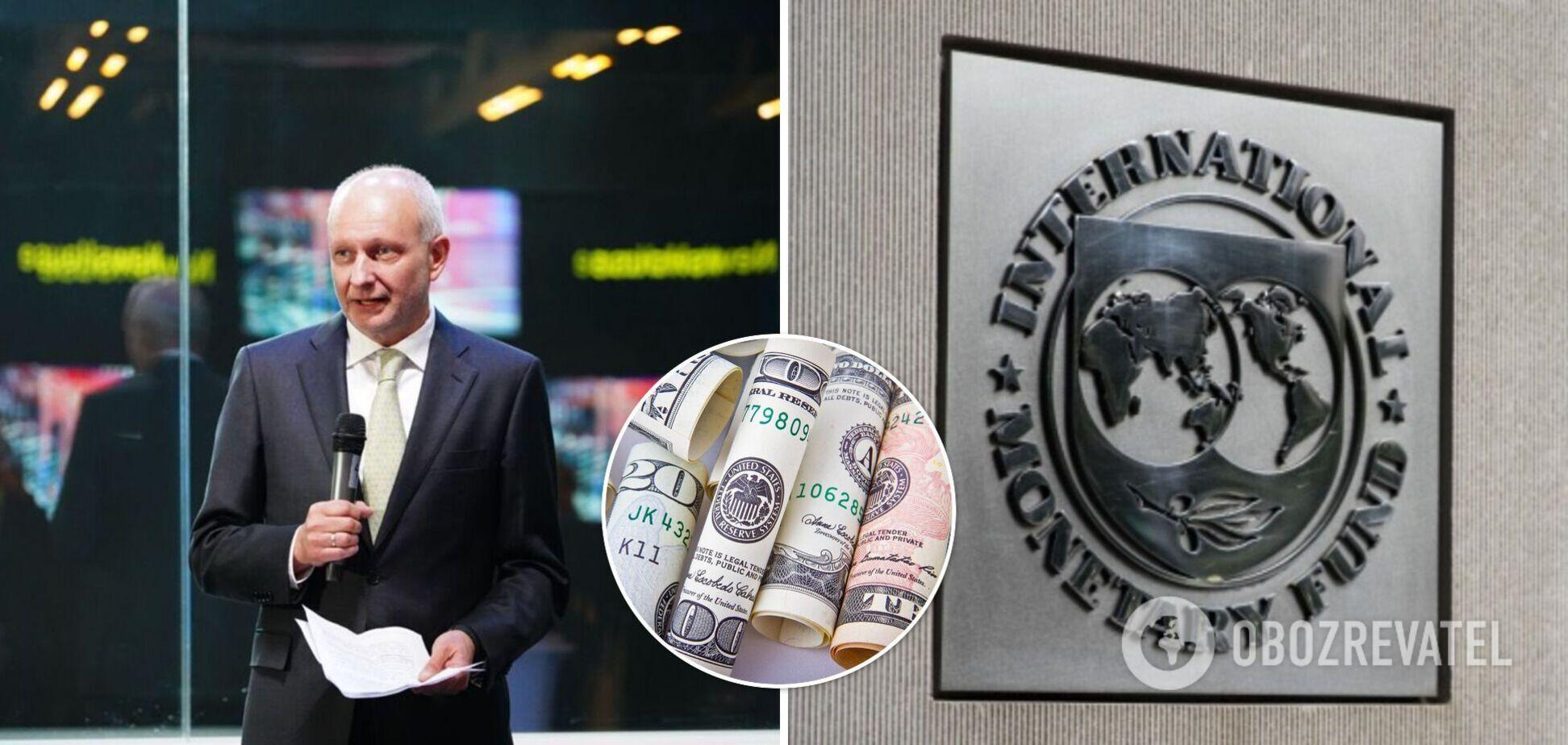 МВФ незабаром може схвалити транш для України