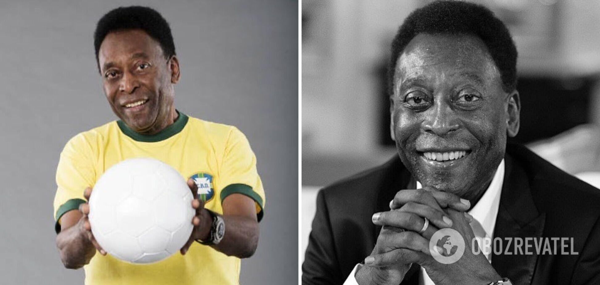 Король футболу Пеле видалення пухлини
