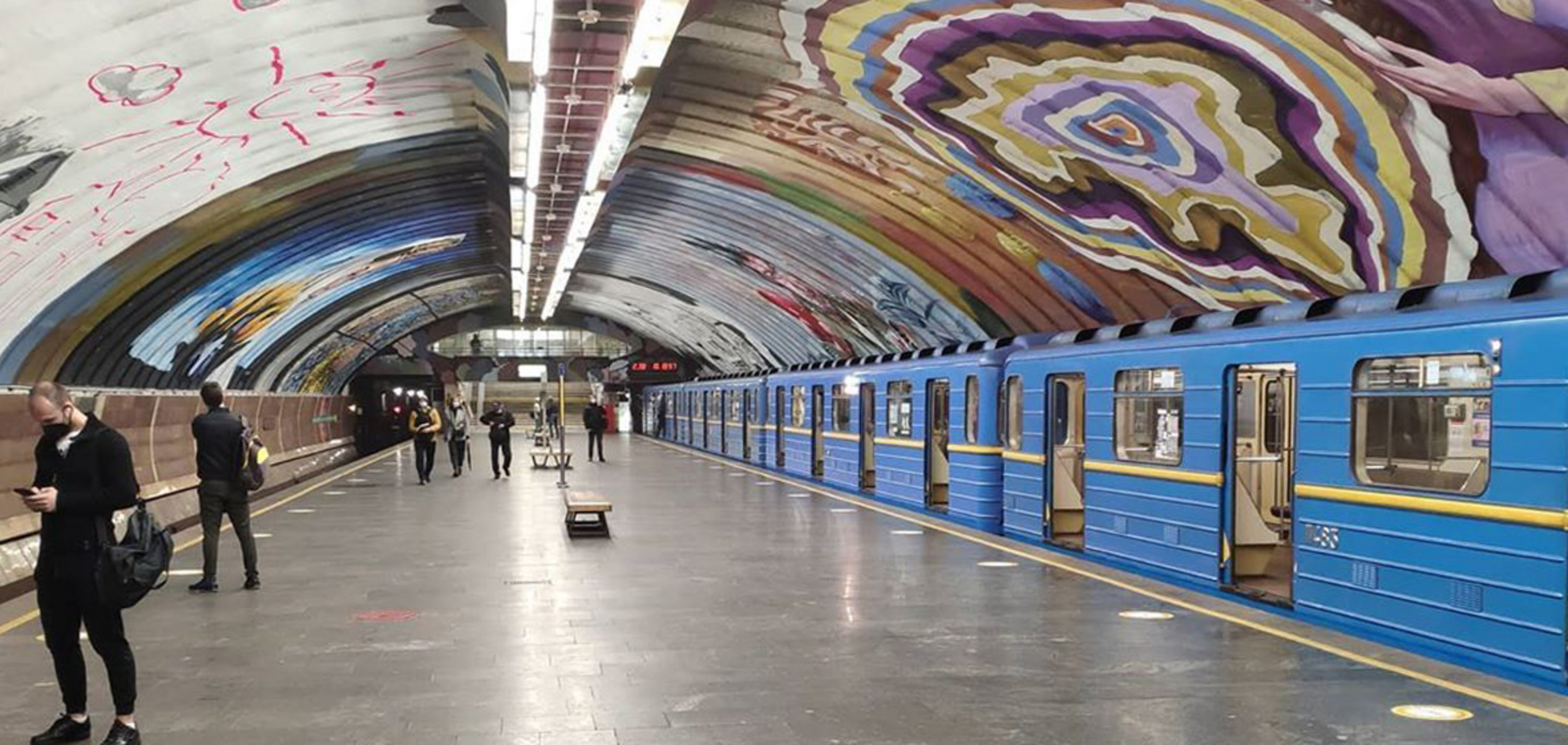 100 млн гривень: держава спрямувала гроші на проєкти будівництва метро у Києві