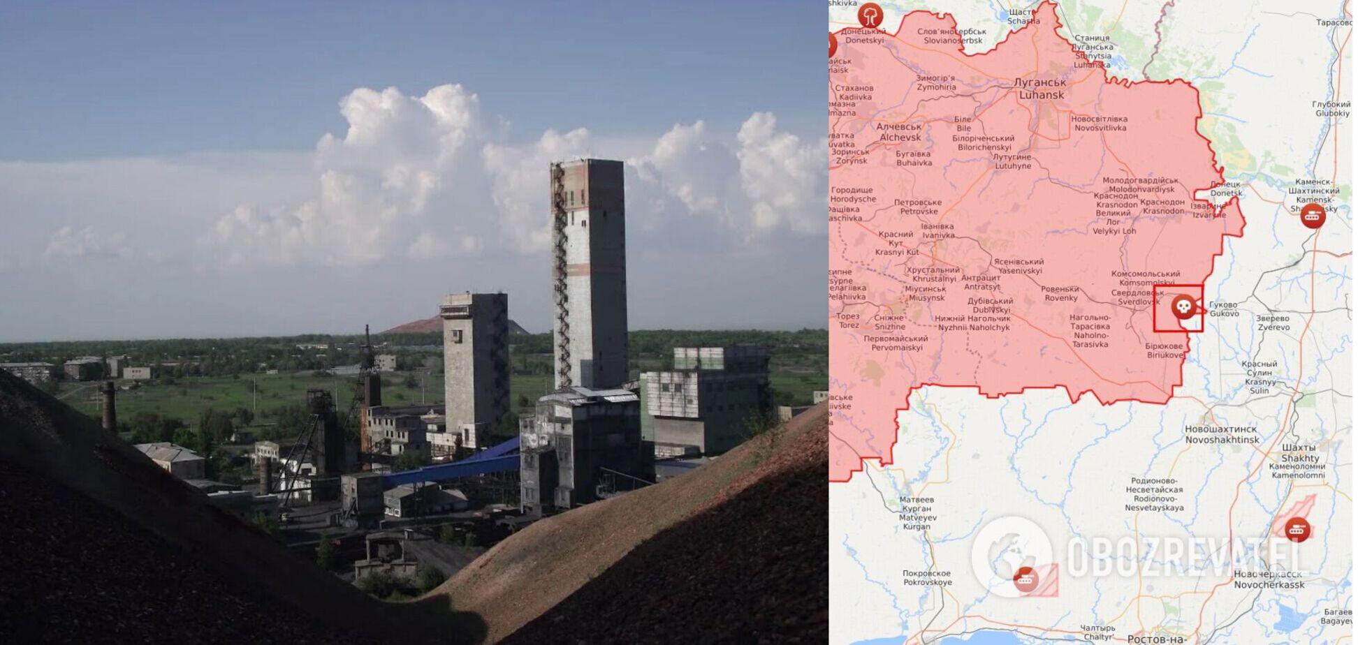 На оккупированном Донбассе произошла авария на шахте, погибли 9 человек, много пострадавших