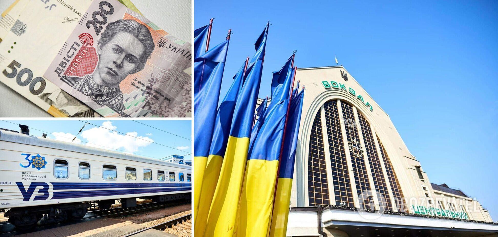 'Укрзалізниця' перевезла 9,1 млн пасажирів влітку