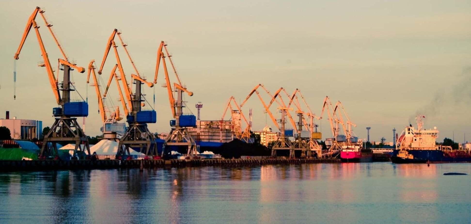 'Большая стройка': инвестор построит в порту Черноморска новый пирс для больших судов