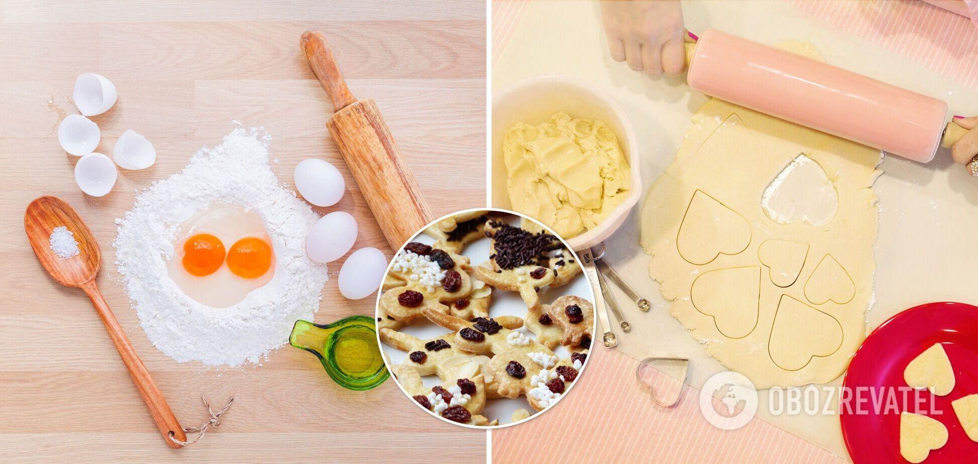 Як зробити вдале пісочне тісто