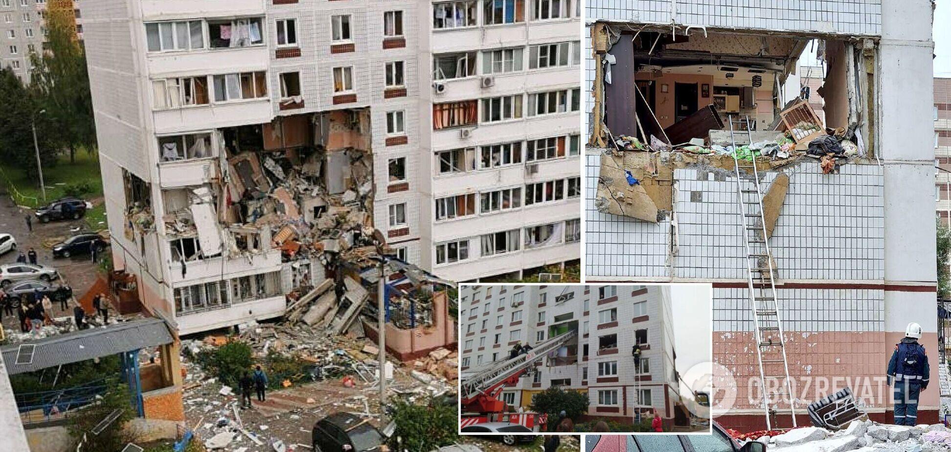 Взрыв в Ногинске 8 сентября