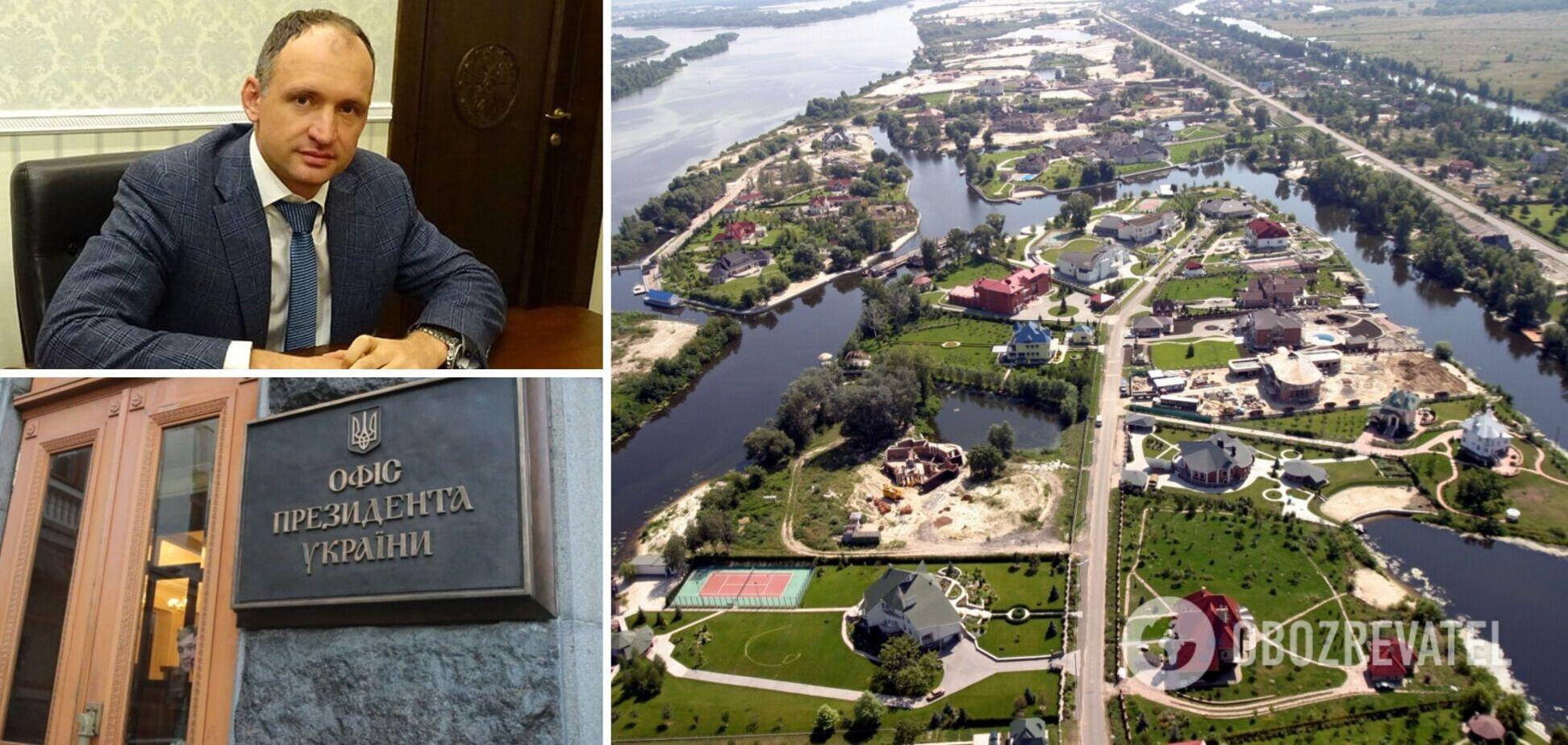 На дне рождения Татарова засветились силовики, связанные с расследованием его дела – УП
