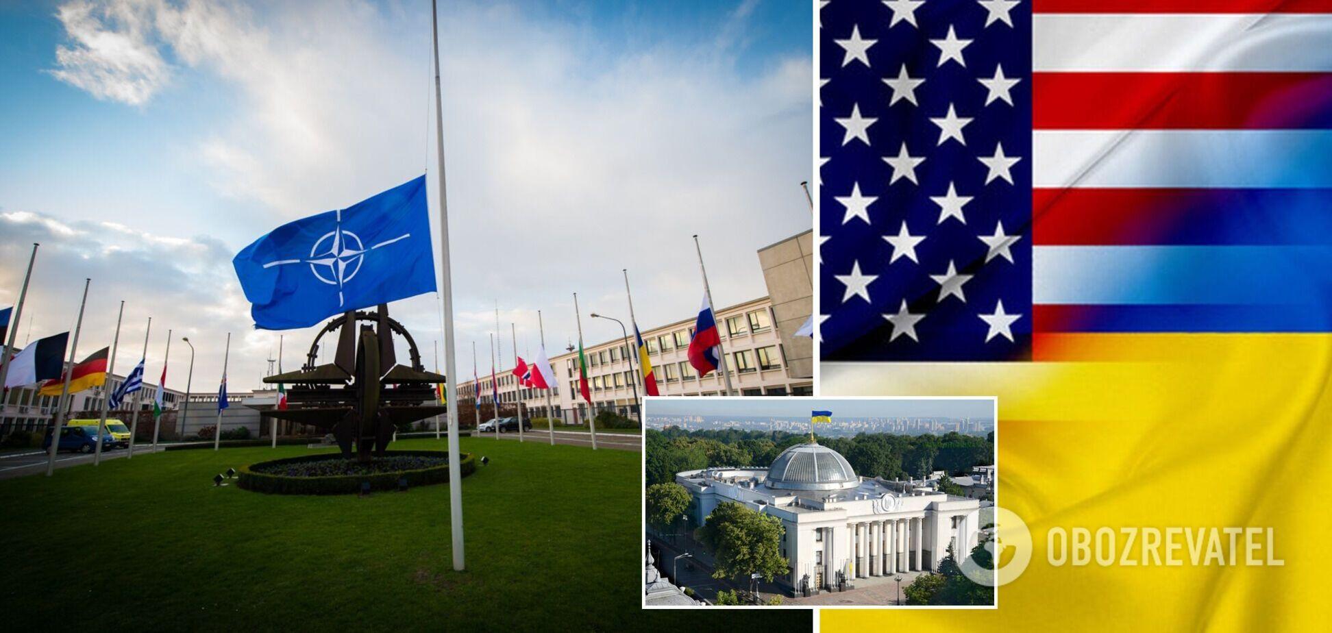 В Раде будут просить США о статусе союзника вне НАТО: что это даст и почему дипломаты против?