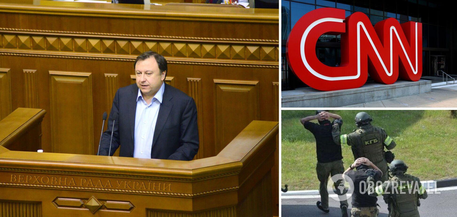 Княжицкий сообщил, что CNN подтвердил, что операцию по задержанию 'вагнеровцев' готовили украинские спецслужбы