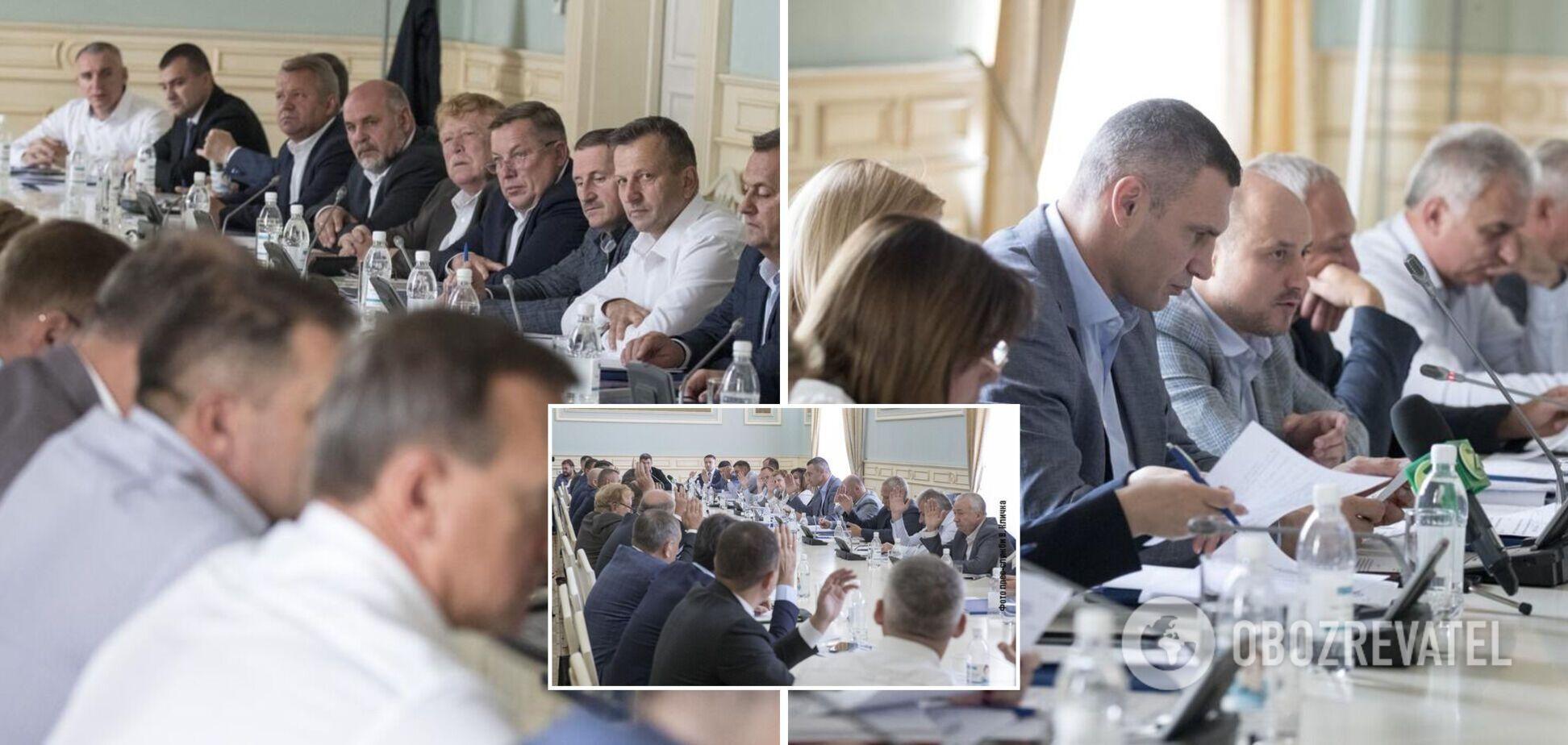 В Ассоциацию городов Украины вступило еще 9 членов