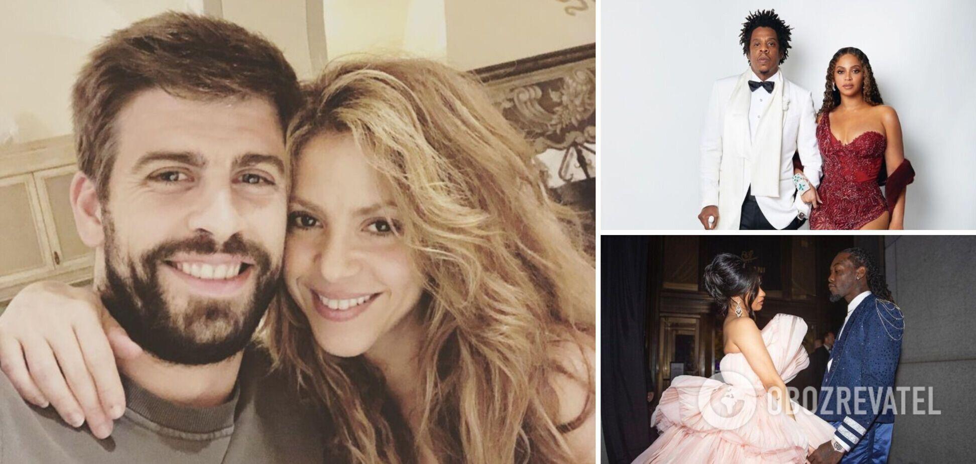 Бейонсе, Шакіра та інші: голлівудські зірки, які змогли пробачити зраду своїм чоловікам