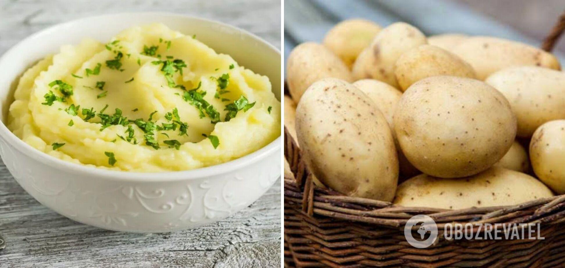 Не варто викидати: що приготувати з вчорашнього картопляного пюре