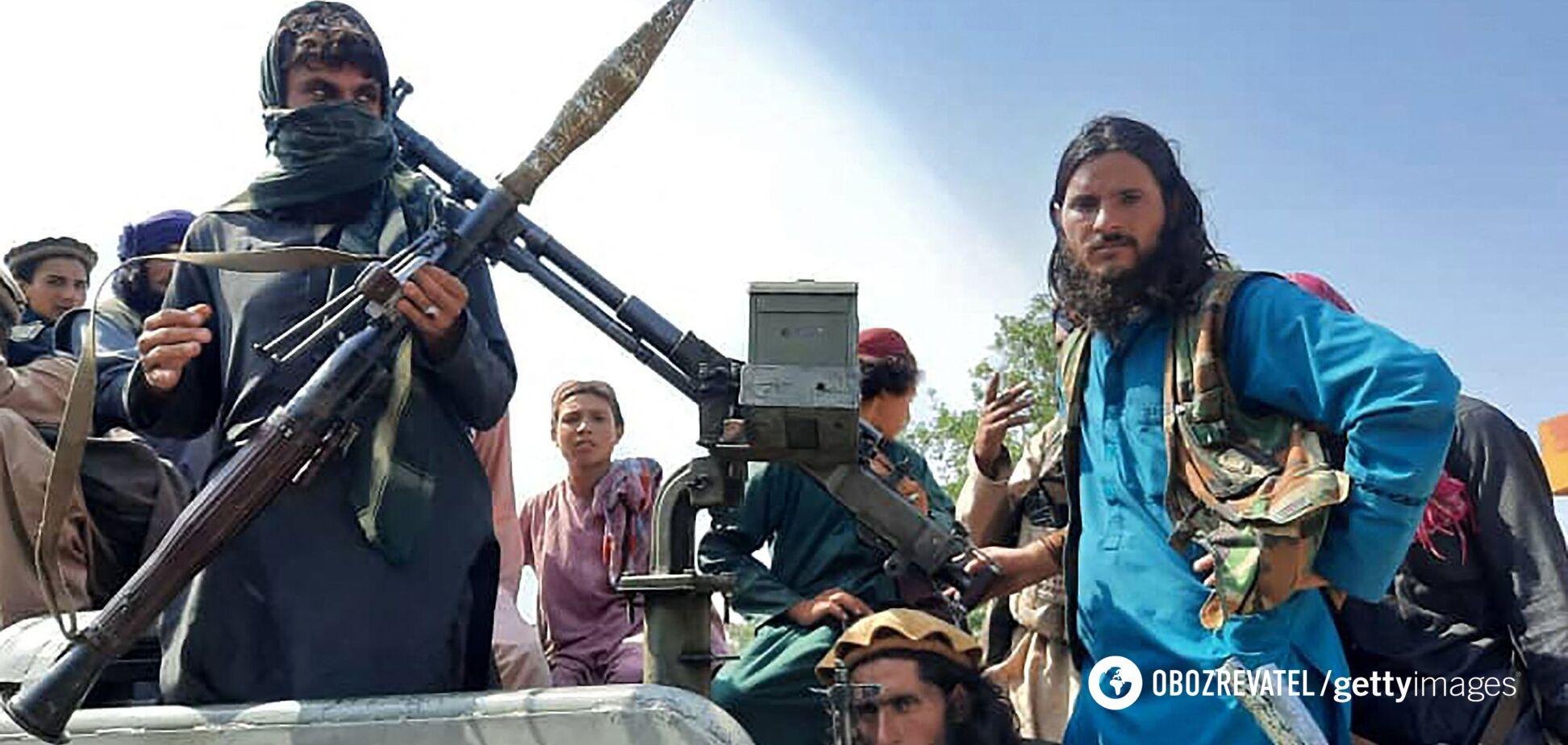 Боевик 'Талибана' рассказал об убийствах мирных жителей в Афганистане и противостоянии с США