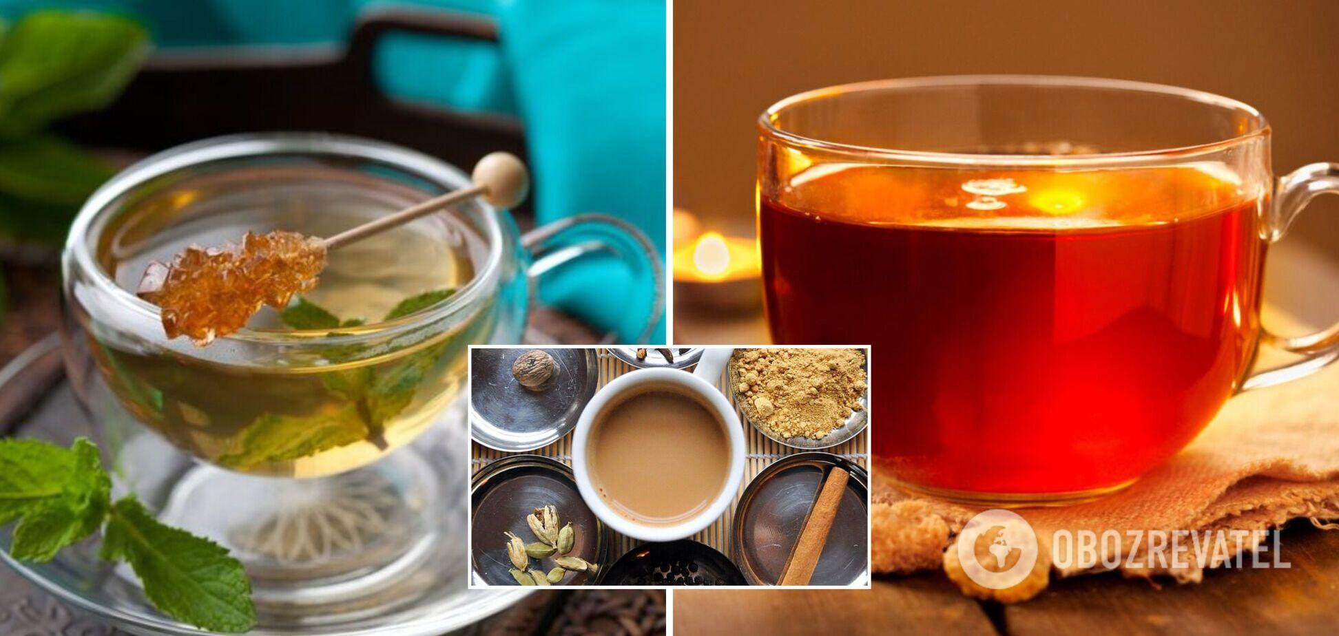 Масала, сбитень и марокканский чай: осенние согревающие напитки