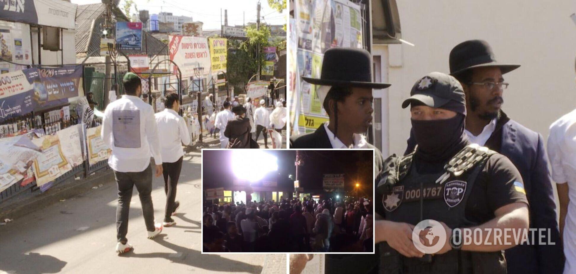 Свято Рош га-Шана завершилося, хасиди почали залишати Умань. Фото та відео