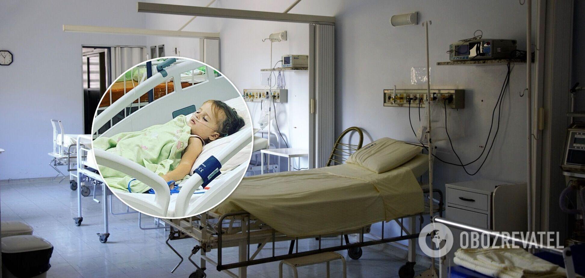Харьковской детской инфекционной больницы