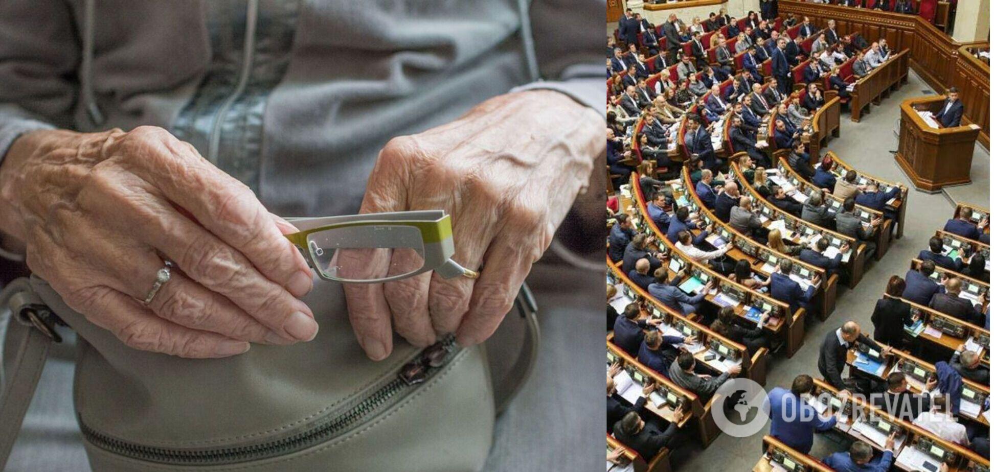 Индексация пенсий будет проводиться 1 марта каждый год