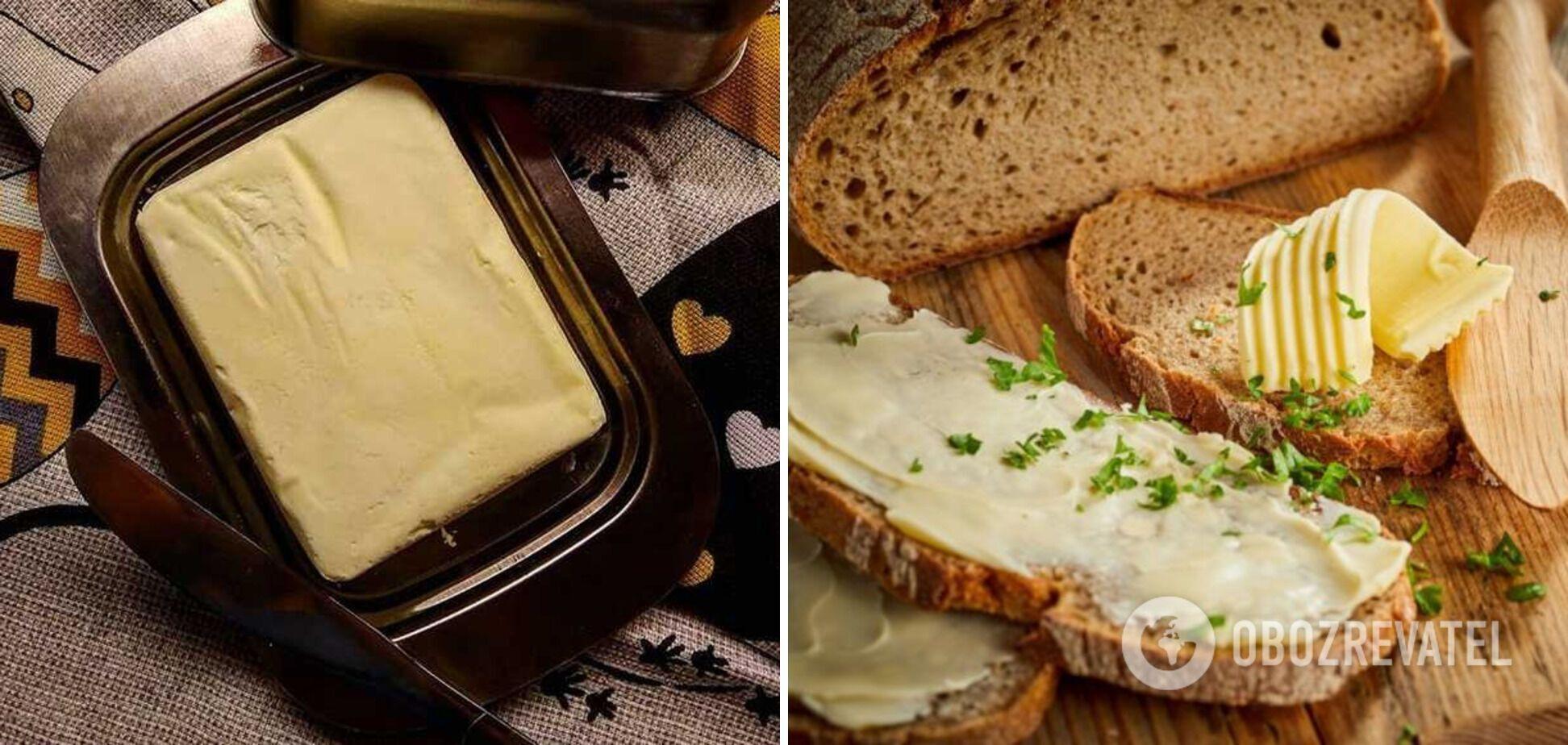 Натуральное масло в домашних условиях из сливок, молока и сметаны: секреты приготовления