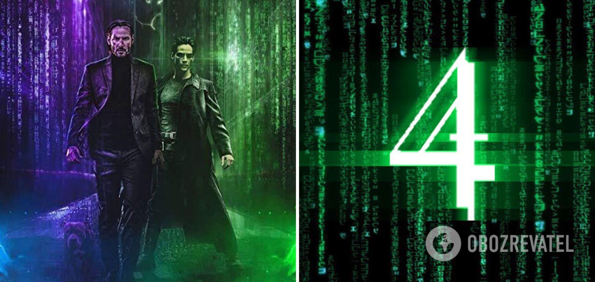 Появился официальный трейлер 'Матрицы-4': когда премьера