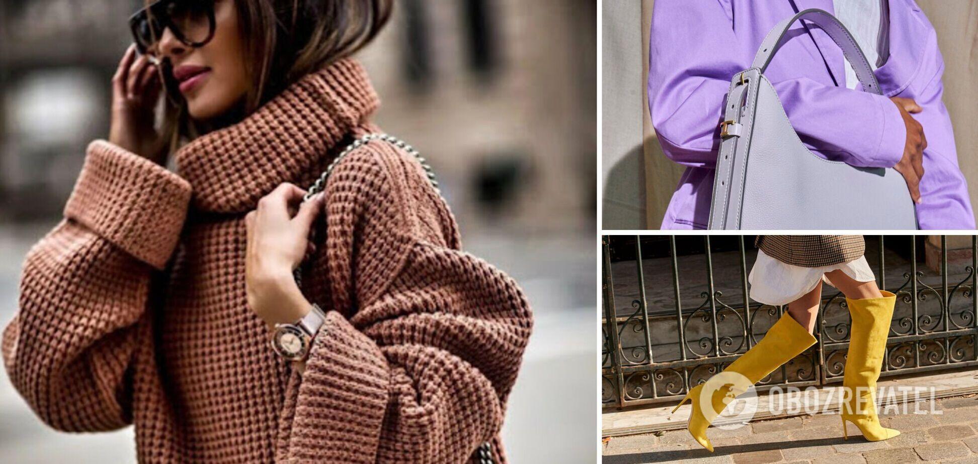 Тренды одежды осень-зима 2021: стилист показала, что будет модным в новом сезоне