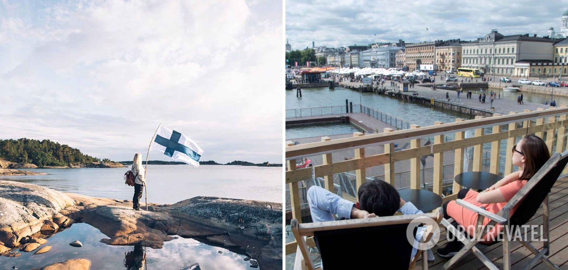Фінляндія відкрила кордон для туристів: які правила в'їзду
