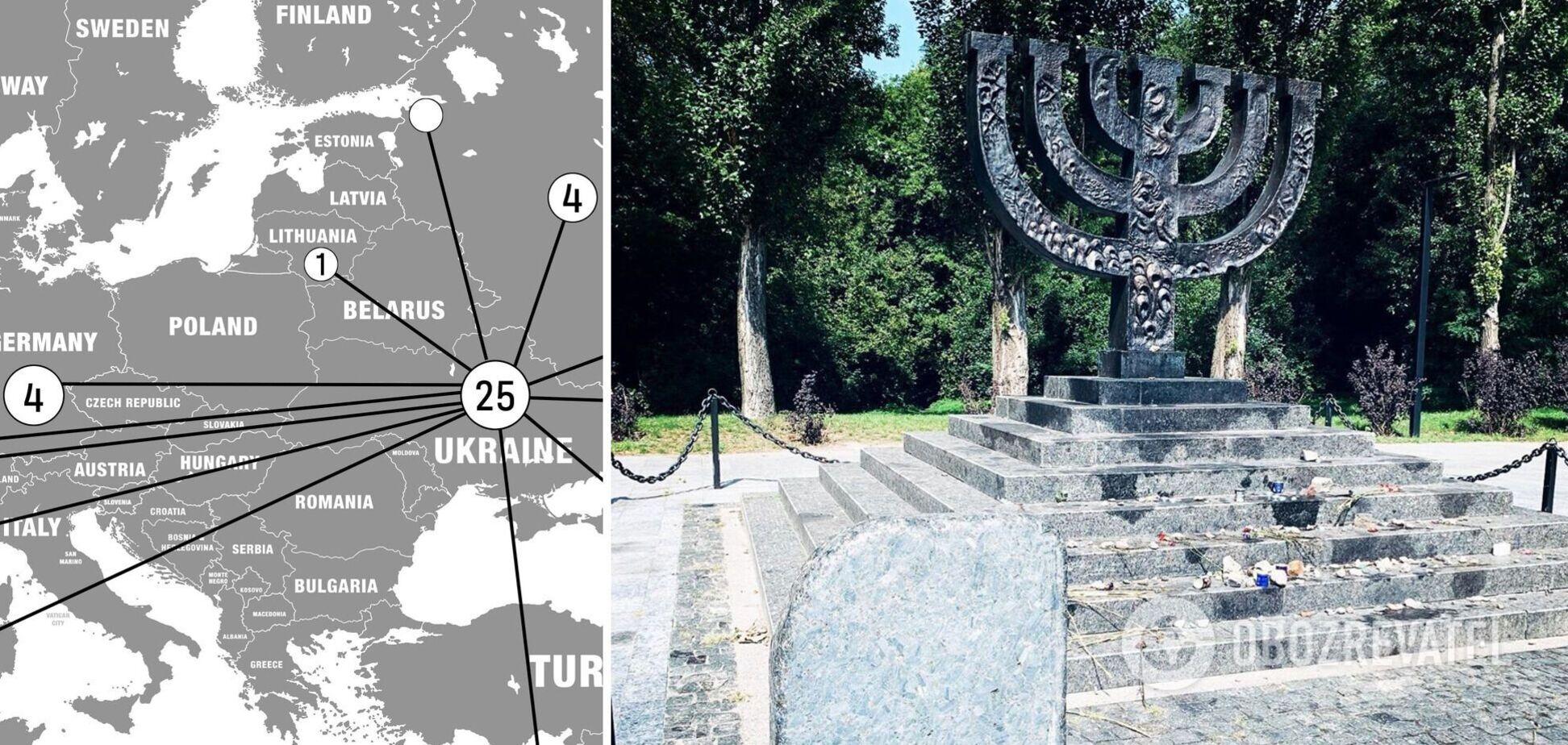 Мемориальный центр Холокоста ищет потомков жертв Бабьего Яра