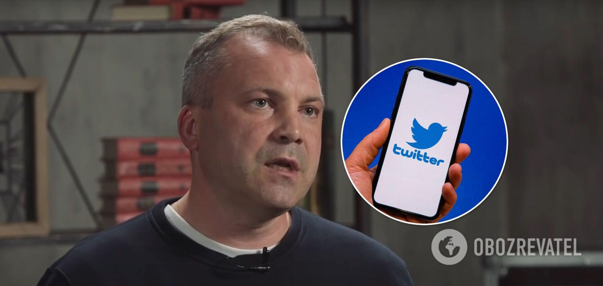 Twitter забанил известного российского пропагандиста, который баллотируется в Госдуму РФ